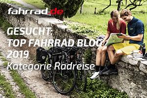 Radreise & Bikepacking Fahrrad Blog Wahl