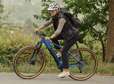 E-Bikes MTB
