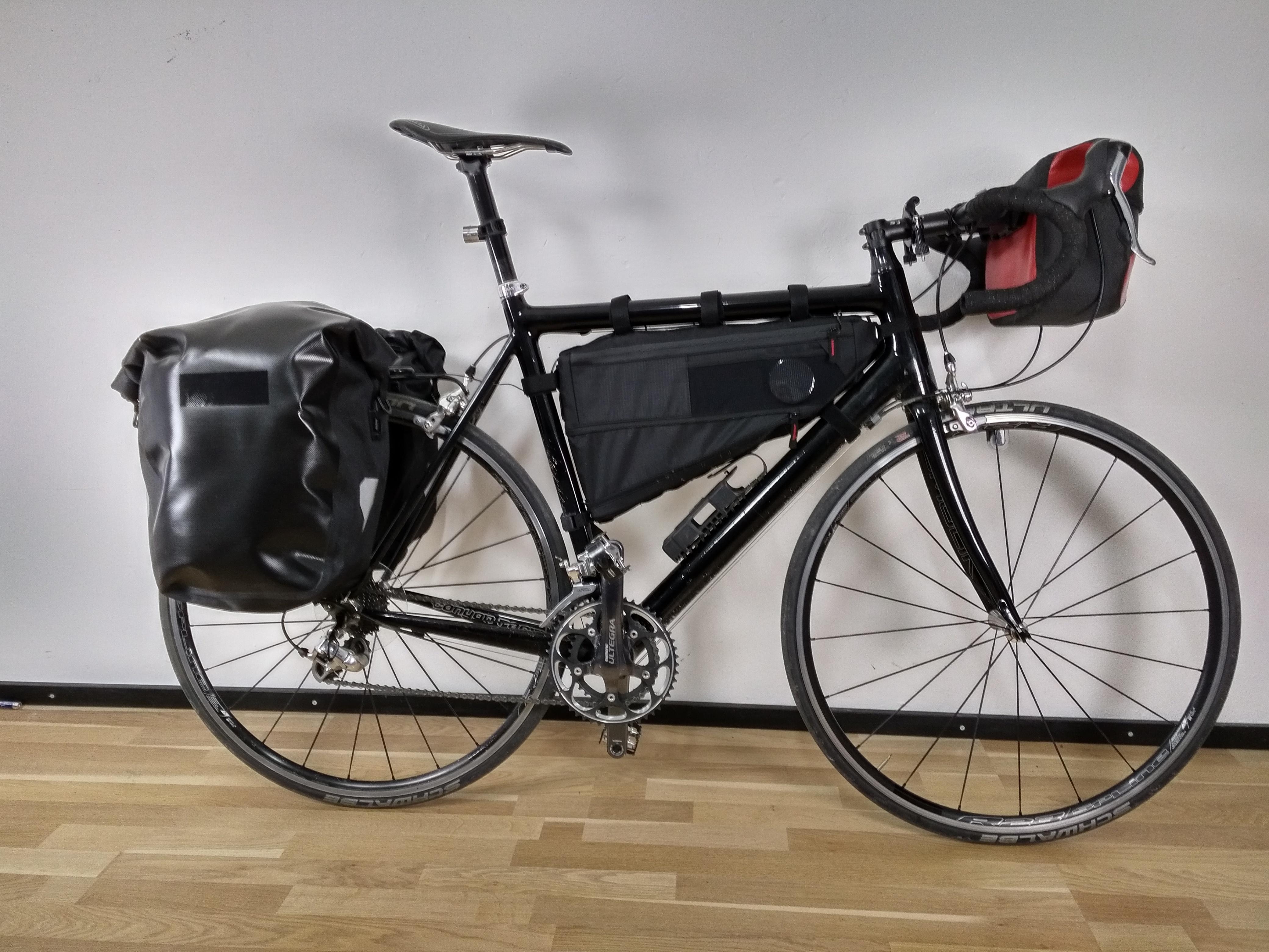 Die richtige Radtyp-Wahl - Bikepacking