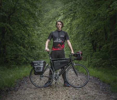 Leonard Schlüren - Radreise Alaska New York - Über mich