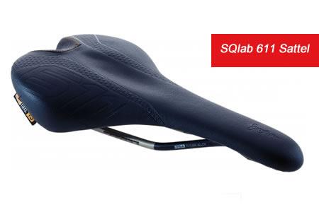 SQlab 611 Sattel