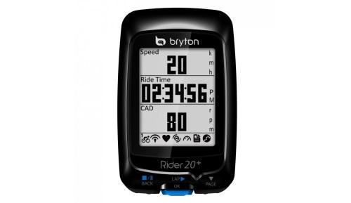 Bryton Fahrradcomputer