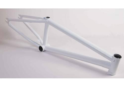 BMX Rahmen in Weiß