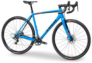 Das Cyclocross Bike Crockett 7 Disc von Trek