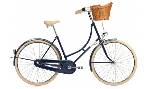 Creme Fahrrad