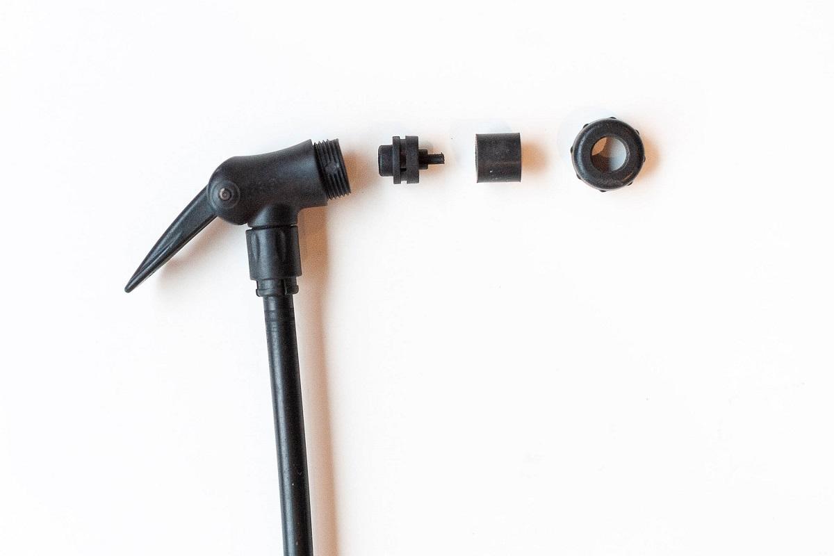 Fahrrad Reifendruck - Ventil Adapter