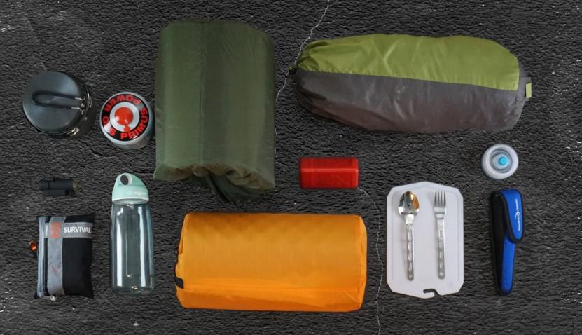 die passende Ausrüstung Bikepacking - Radreise