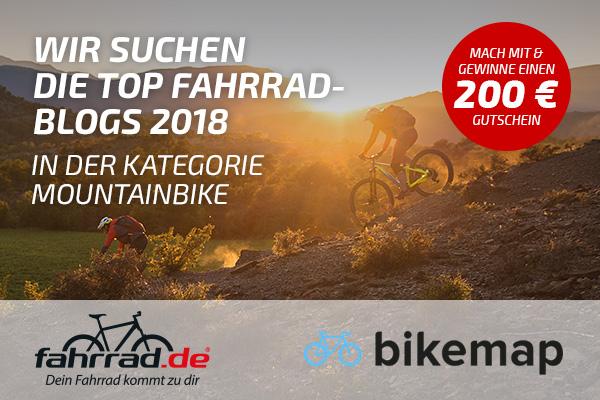 Top Fahrrad-Blogs der Kategorie Mountainbike
