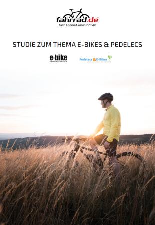 E-Bike und Pedelec Studie