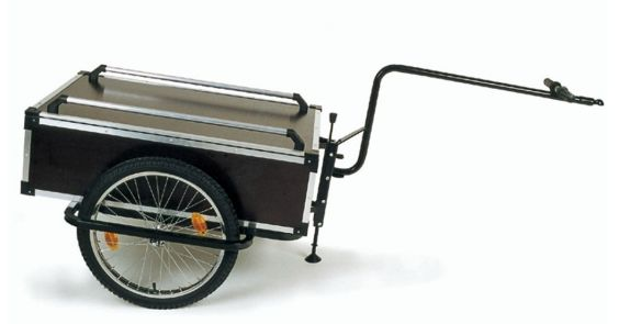 Fahrrad Lastenanhänger von Roland