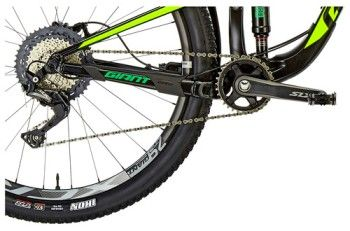 Das Fullsuspension-MTB Anthem von Giant