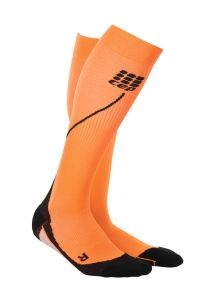 cep Laufsocken in Orange