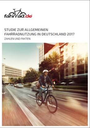 Studie zur Fahrradnutzung - Zahlen und Fakten