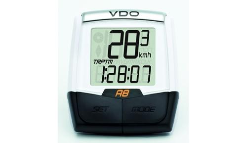 VDO Fahrradcomputer A8