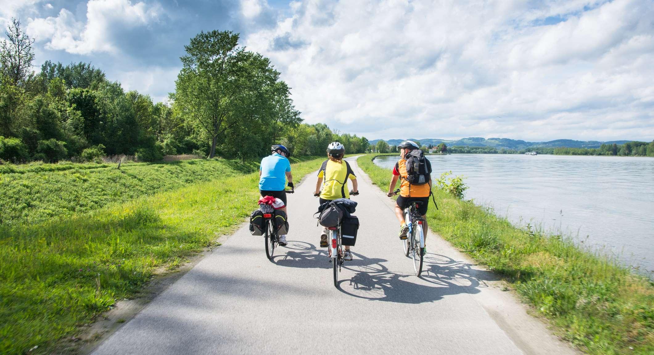 Die schönsten Radwege in Deutschland