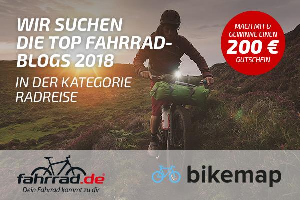 Bikepacking und Radreise Top Fahrrad Blogs