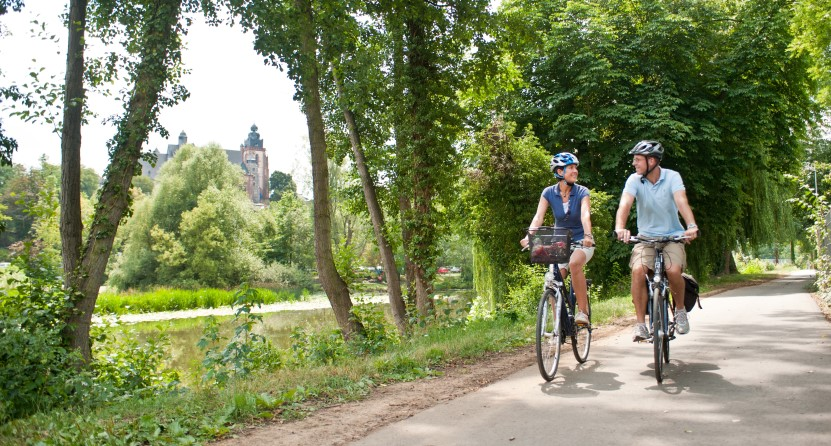 Der Lahntal-Radweg