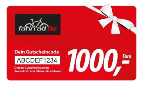 Fahrradde Gutschein Code 2019 Geschenkgutscheine