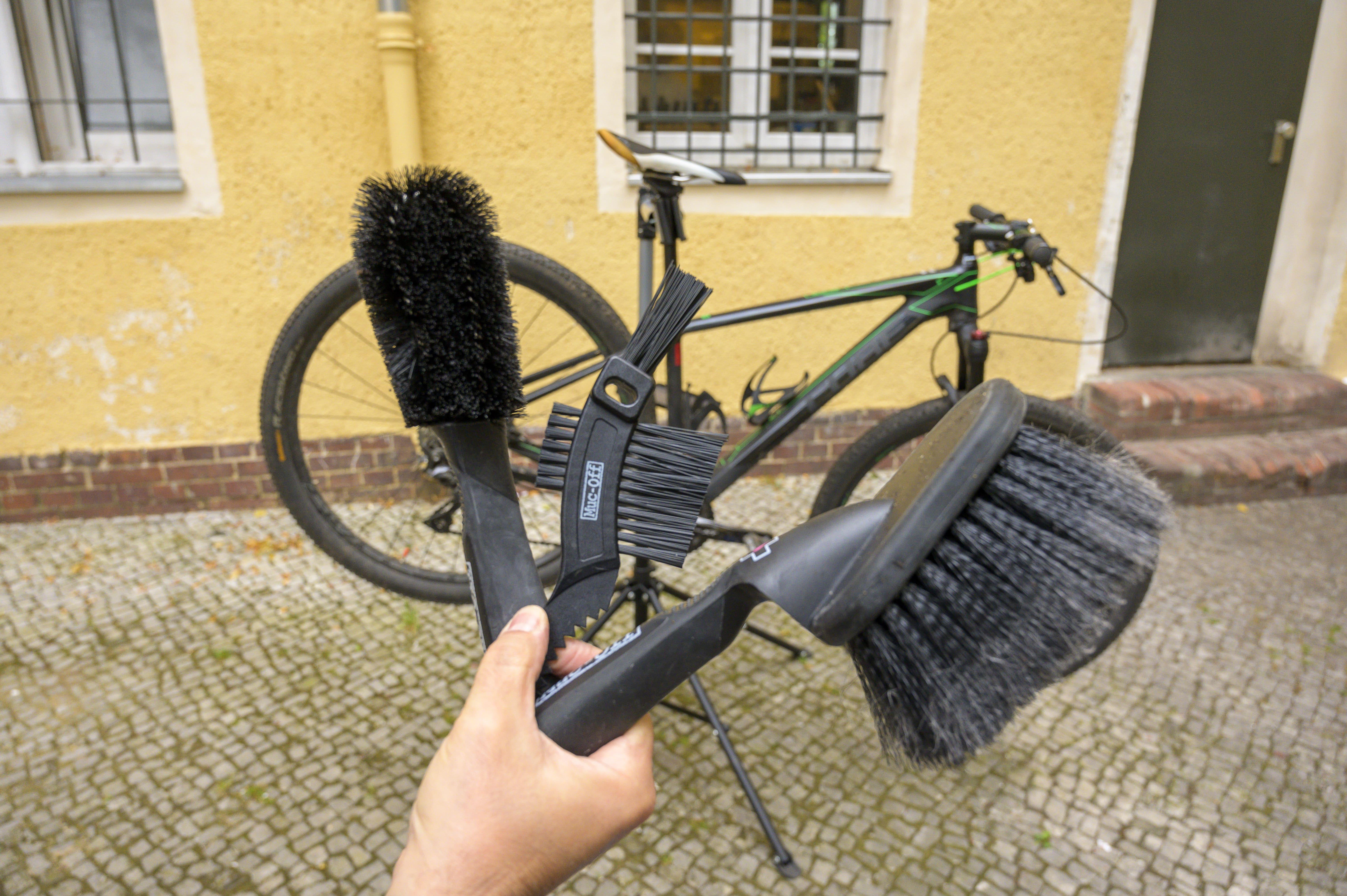 Bring dein Rad zum glänzen - Fahrrad putzen leicht gemacht