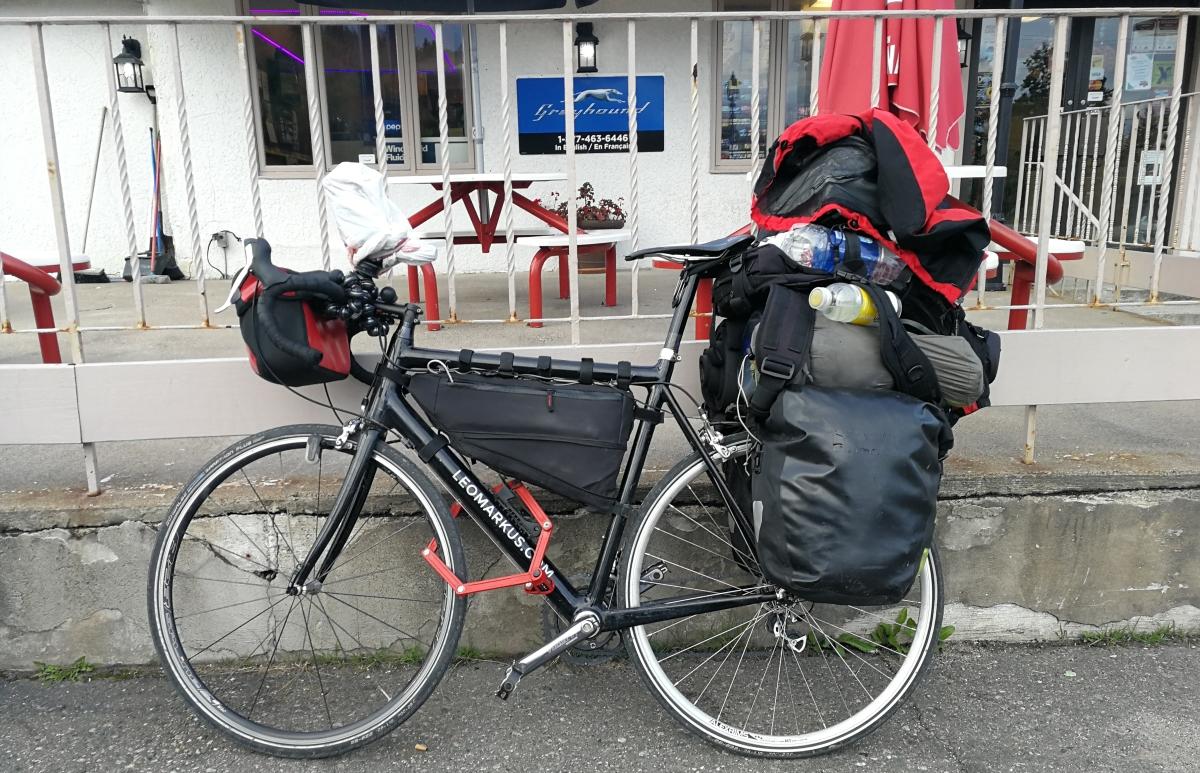 Sicher unterwegs auf Radreisen