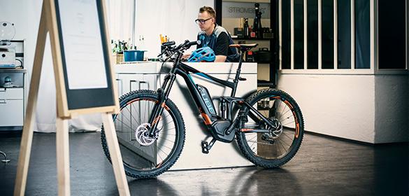 E-Bike Beratung Übersicht