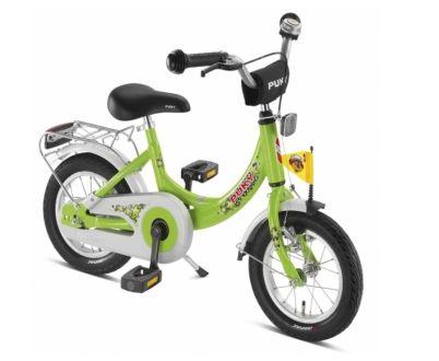 Kinderrad in Grün von Puky