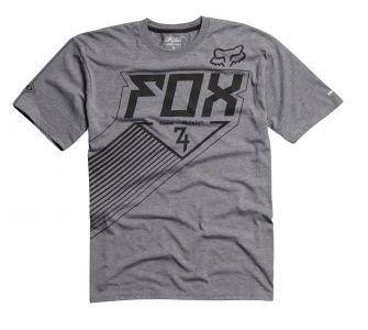 Fox Streetwear: T-Shirt mit Logo